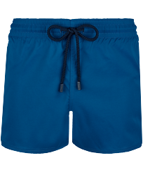Men Short classic Solid - Men Swim Trunks Short and Fitted Stretch Solid, Goa front