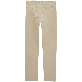 Men Others Solid - Men Sim chino Pants, Camel back