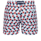 Men Embroidered Embroidered - Men Swim Trunks Embroidered - Limited Edition, Sky blue back