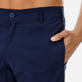Men Others Solid - Men swimwear fabric straight Bermuda Shorts Solid, Navy supp1