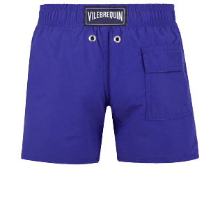 Boys Others Magical - Boys Swim Trunks Water-reactive Crabs, Royal blue back