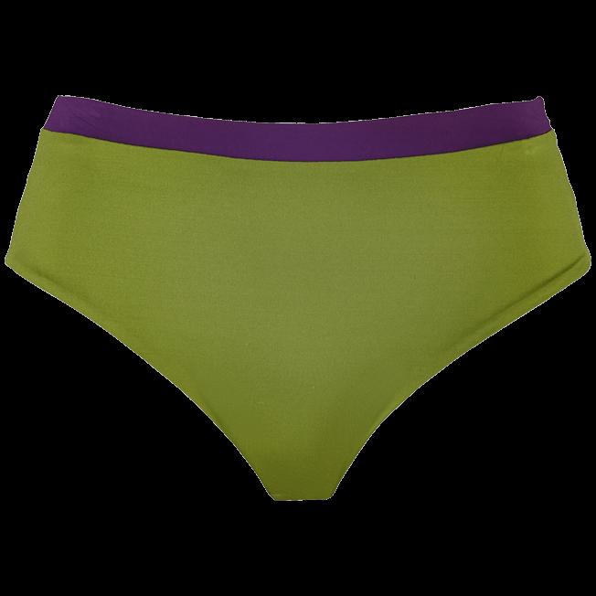 Vilebrequin - Bas de Maillot de bain Taille haute Femme Réversible - 1