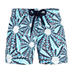 Girls Others Printed - Girls Swim short Oursinade, Navy front