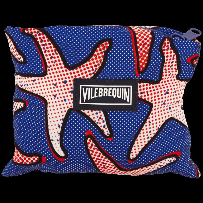 Vilebrequin - Maillot de bain Garçon Ultra Léger et Pliable Starfish Art - 3