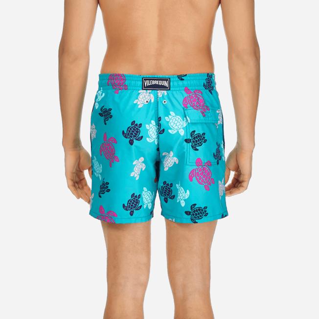 Vilebrequin - Bañador con estampado Multicolor Turtles para hombre - 6