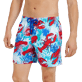 Men Classic Printed - Men Swim Trunks Homards & Coraux, Medicis red supp1