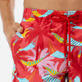Men Classic Printed - Men Swimwear Ibiza, Hibiscus supp1