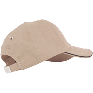 Others Solid - Unisex Cap Solid, Sand back