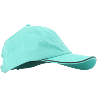 Caps AND Hats Solid - Unisex Cap Solid, Veronese green front
