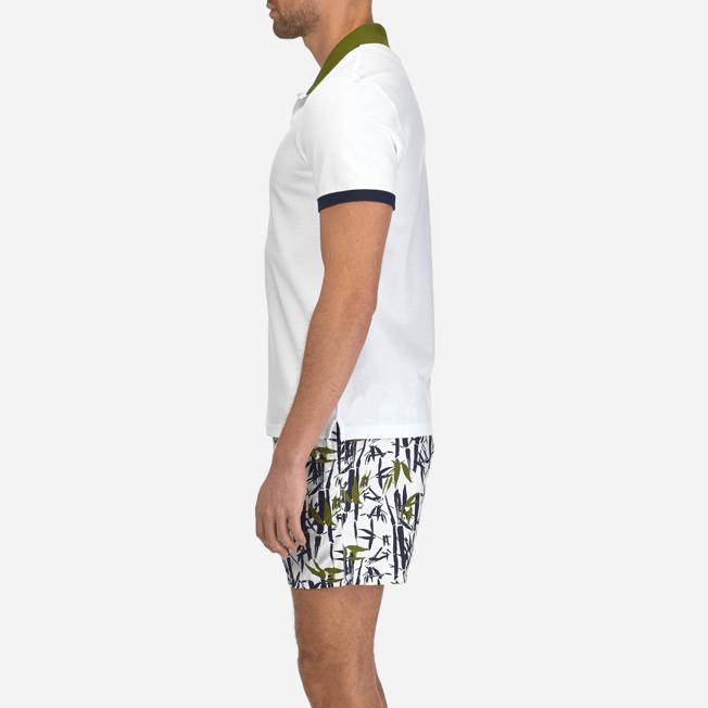 Vilebrequin - Polo en Piqué de Coton Homme Multicolore - 7
