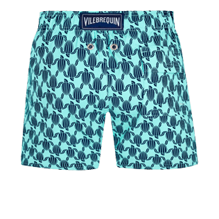 Boys Others Printed - Boys Swimwear Stretch Armor Turtles, Acqua back