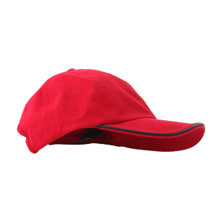 Others Solid - Kids Cap Solid, Red polish front