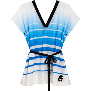 Women Others Printed - Karl Lagerfeld Dress, Ocean front