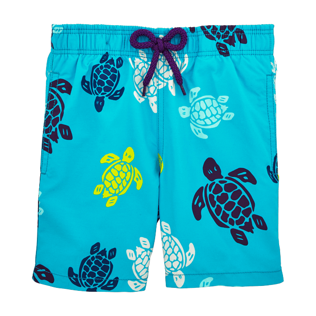Vilebrequin - Tortues Multicolores Swim Shorts - 1