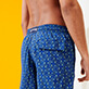 Men Stretch classic Printed - Men Swim Trunks Stretch Nataraja, Batik blue supp1