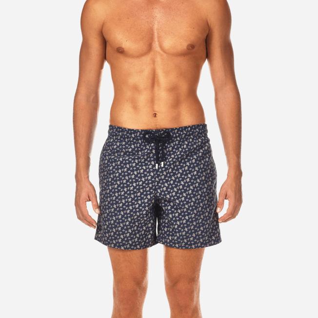 Vilebrequin - Micro Ronde des Tortues Swim shorts - 5