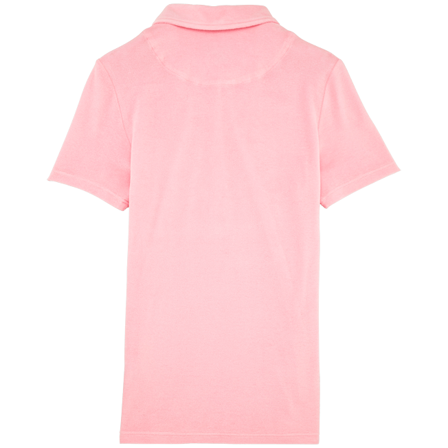 Vilebrequin - Women Terry Cloth Polo shirt Solid - 2