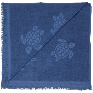 Others Solid - Beach Towel Fouta Jacquard Tortues, Goa back