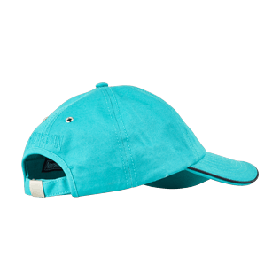 Others Solid - Kids Cap Solid, Veronese green back