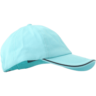 Others Solid - Unisex Cap Solid, Aquamarine front