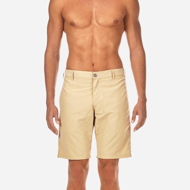 Vilebrequin - Bermuda Droit en matière maillot de bain Homme Uni - 5