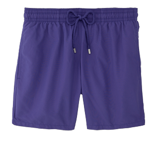 Men Classic Solid - Men Swimtrunks Solid, Ultramarine front