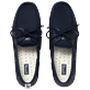 Men Others Solid - Men Shoes Solid, Navy front