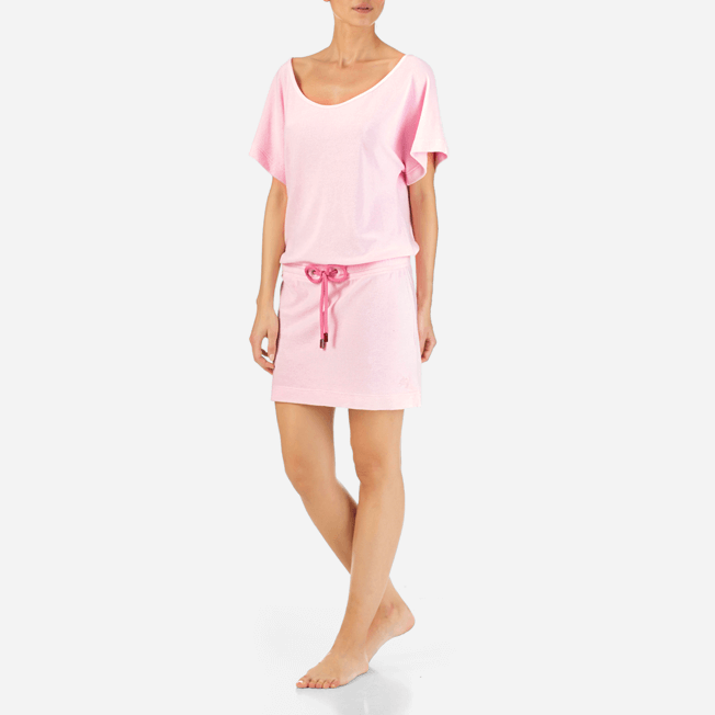 Vilebrequin - Solid Terry Tee Shirt dress - 3