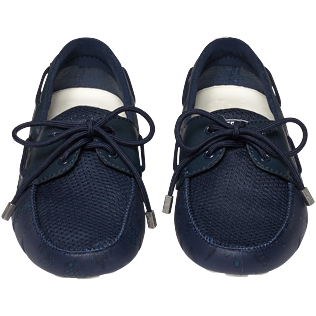 Men Others Solid - Men Shoes Solid, Navy frontworn