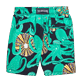 Boys Classic / Moorea Printed - Octopussy et Coquillages Swim Shorts, Navy back