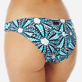 Donna Slip classico Stampato - Women Classic Brief Bikini Bottom Oursinade, Blu marine supp1