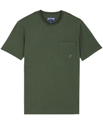 Men Others Solid - Men Organic Cotton T-Shirt Solid, Pepper front