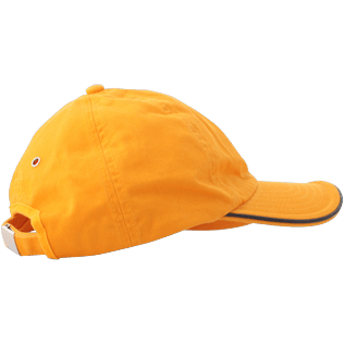 Others Solid - Unisex Cap Solid, Mango back