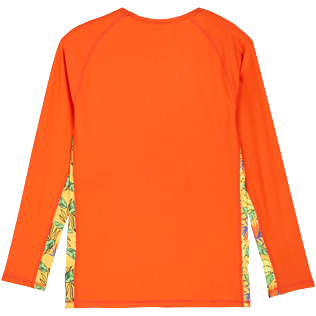 Men 111 Printed - Men Rashguard Go Bananas, Medlar back