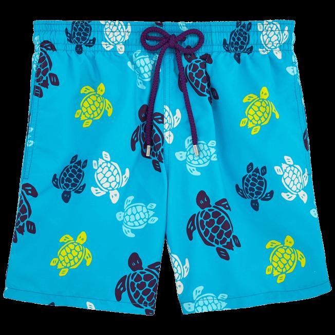 Vilebrequin - Bañador con estampado Tortues Multicolores - 1