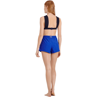 Women Others Magique - Women Swim Short Crabs, Royal blue backworn