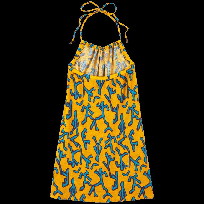 Vilebrequin - Danse du Feu Halter back dress - 2