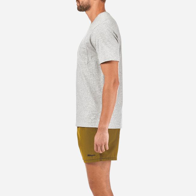 Vilebrequin - Camiseta en punto de algodón Pima liso para hombre - 7