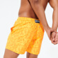 Men Classic Printed - Men Swim Trunks Ocean Paisely, Curry supp1