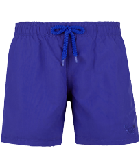 Boys Others Magic - Boys Swim Trunks Water-reactive Crabs, Royal blue front