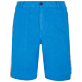 Men Others Solid - Men straight Linen Bermuda Shorts Solid, Atoll front