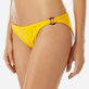 Women Classic brief Solid - Women brief to be tied bikini Bottom Ecailles de Tortue, Mango supp1