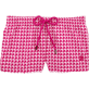 Women Shorties Printed - Baby Trop' Straight cut shortie, Shocking pink front