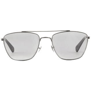 Sunglasses Solid - Silver mirror Sunglasses, Silver front