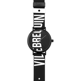 050 Solid - Vilebrequin 43mm Watch, Black front
