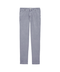 男款 Others 纯色 - Men Chino Pants Light, Grey front