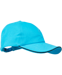 Others Solid - Unisex Cap Solid, Light azure front