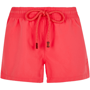 Women Others Solid - Women Swim short Solid, Hibiscus front