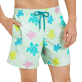 Men Classic Printed - Men Swimwear Ronde des tortues, Seaweed supp1