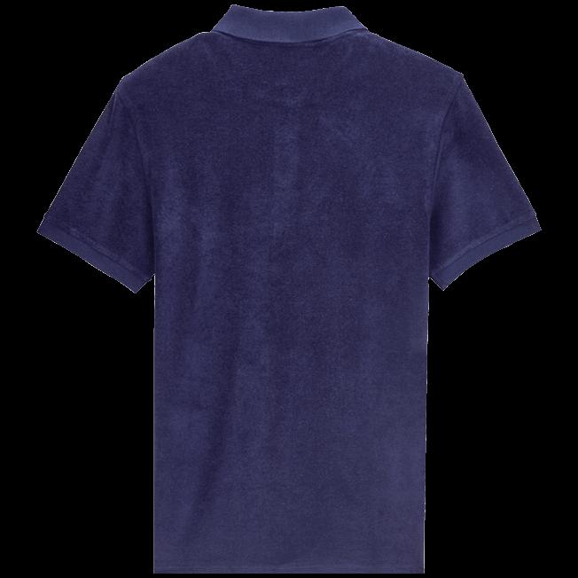 Vilebrequin - Polo en tejido terry liso para hombre - 2